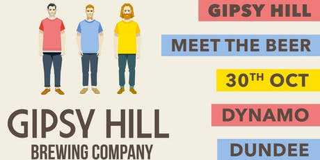 Meet The Beer with Gipsy Hill Brewing Co tickets