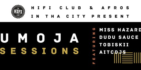 AfrosInThaCity pres: Umoja Sessions tickets