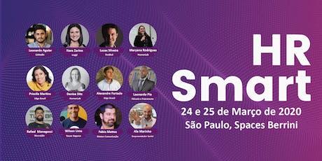 HR Smart | 24 e 25 de Março de 2020 | São Paulo - Berrini ingressos