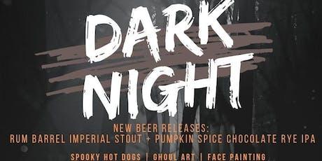 Dark Night at Battlehops Brewing tickets