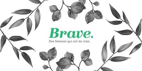 Entretien Brave avec Marie-Pier St-Hilaire billets
