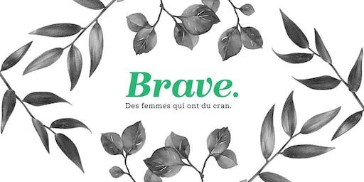 Entretien Brave avec Marie-Pier St-Hilaire