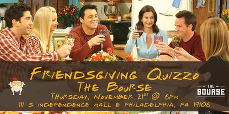 Friendsgiving Quizzo at The Bourse tickets