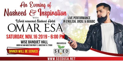 An Evening of Nasheed & Inspiration