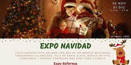Expo Navidad boletos