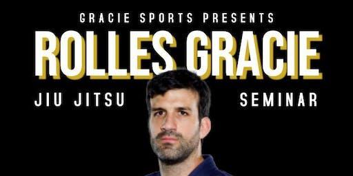 Rolles Gracie seminar