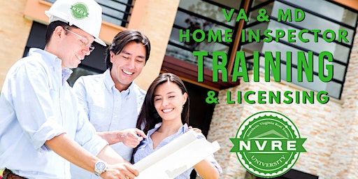 Home Inspection Training and Licensing Class (Session 1)