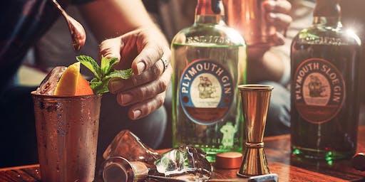 Festive gin tasting & tealight making experience
