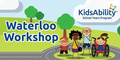 KidsAbility School Years Workshop: Understanding the Sensory World Around You (USWAY) tickets