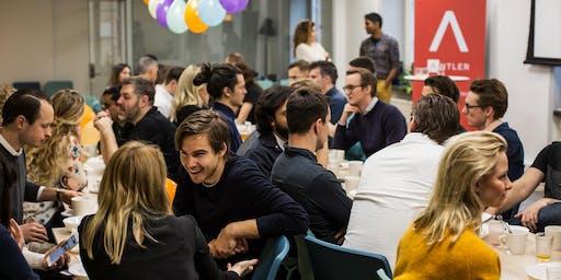 Vilnius Breakfast: Becoming a successful entrepreneur