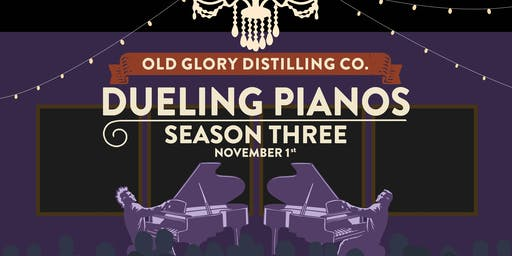 Dueling Pianos Season 3: November 1st