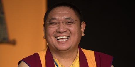 Der Weg des Bodhisattva. Lehren über Mitgefühl und Weisheit Tickets