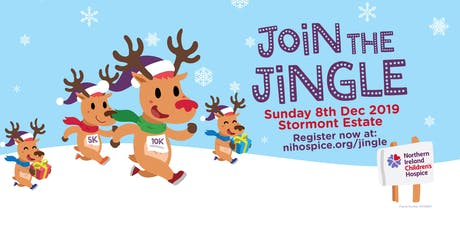 Northern Ireland Hospice Jingle 5k/10k tickets