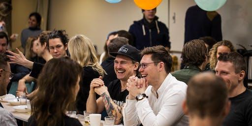 Antler x 70Ventures in Vilnius: Building a tech startup