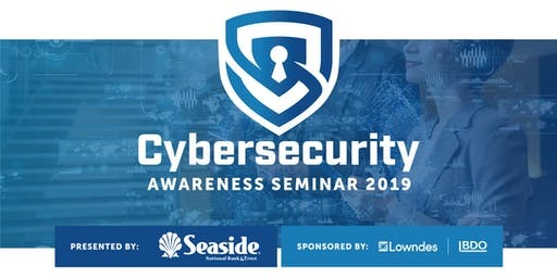 Seaside Cybersecurity Awareness Seminar 2019