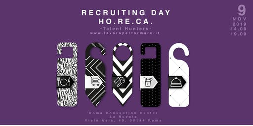 Recruiting Day HO.RE.CA