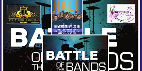 HALE W/ BATTLE OF THE BANDS 2019 tickets