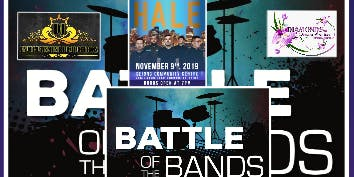 HALE W/ BATTLE OF THE BANDS 2019