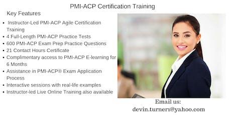 PMI-ACP Training in Fresno, CA tickets