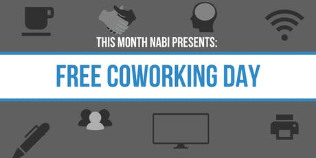 This Month NABI Presents: Free Coworking Day tickets
