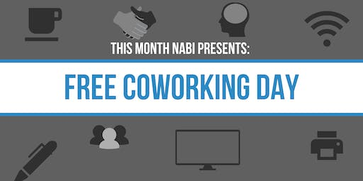 This Month NABI Presents: Free Coworking Day