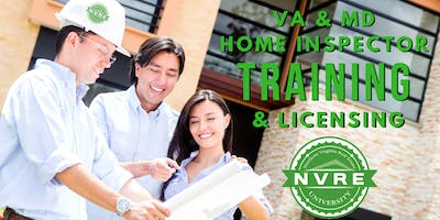 Home Inspection Training and Licensing Class (Session 2)