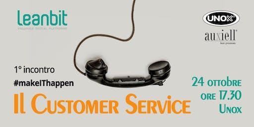 Customer Service: il caso Unox