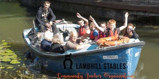 Family Boat Ride 11.30-12.45