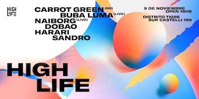 Highlife  #11 pres. Carrot Green