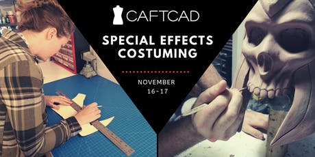 Special Effects Costuming tickets