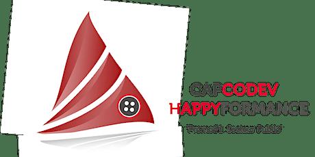 CAPCODEV Programme de co-développementconçu pour les dirigeants du secteur public billets