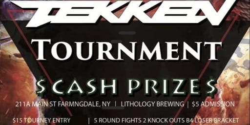 Tekken Tournament