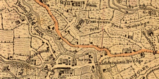 The Secrets in Dublin Placenames: a talk by historian Cathy Scuffil