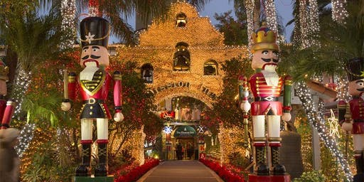 Mission Inn Riverside Holiday Party