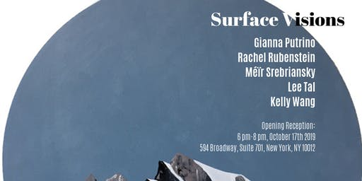 Surface Visions joint exhibition