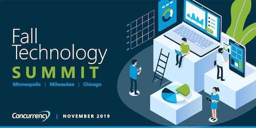 Fall Technology Summit - Minneapolis