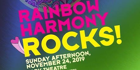Rainbow Harmony Rocks! tickets