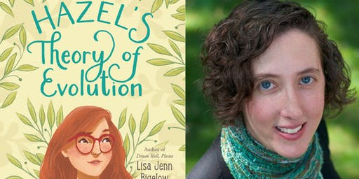 Book Signing with Author Lisa Jenn Bigelow