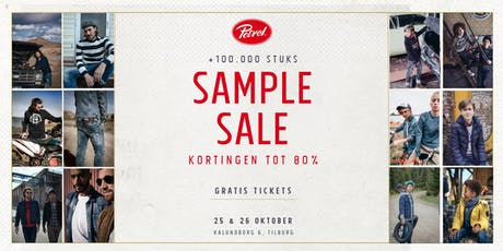 Petrol Industries Sample Sale tickets