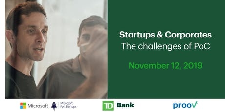 Startups & Corporates - The Challenges of PoC tickets