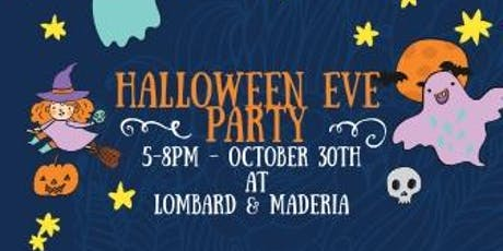 Halloween Eve Party tickets
