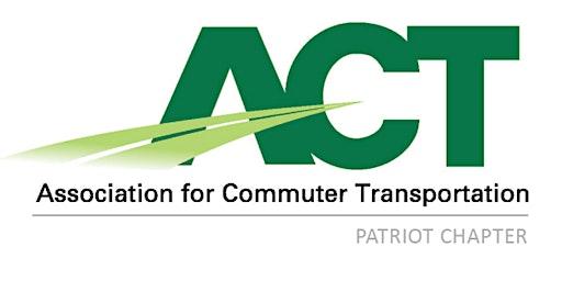 ACT Patriot Chapter Event: Behavior Change in TDM