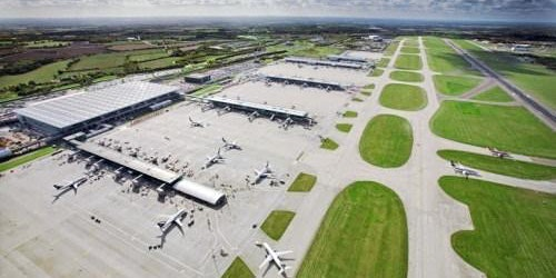 SACC Exclusive Annual  Airside Tour of London Stansted Airport