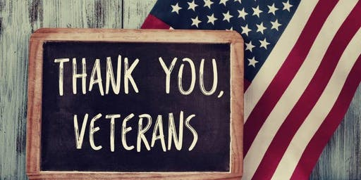 Veteran's Day Assembly ***Free Event****