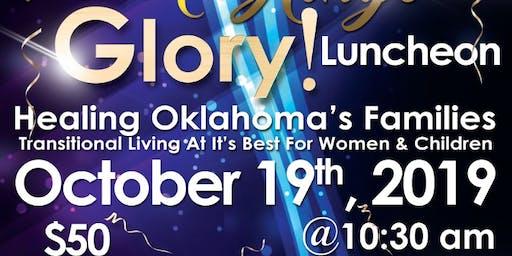 Honor Brings Glory Luncheon Healing Oklahoma Families