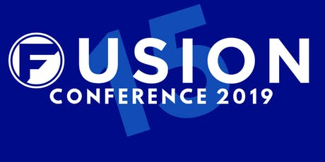 Fusion Conference 2019 tickets