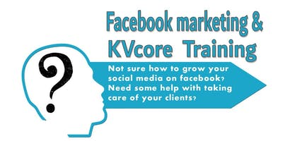 Facebook Marketing & KVCore Training