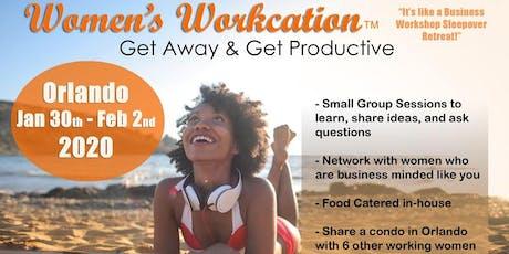 Women's Workcation Orlando tickets