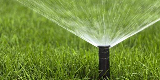 Green Industry Update:  Irrigation