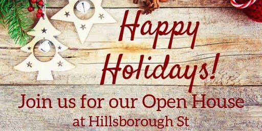 Holiday Open House at Alywillow